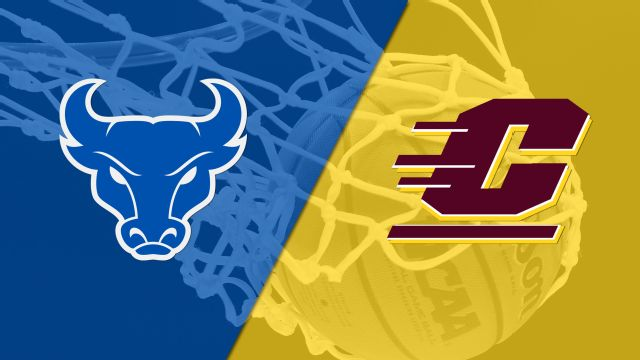 Buffalo vs. Central Michigan (M Basketball)