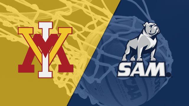 VMI vs. Samford (M Basketball)