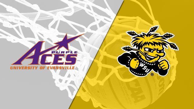 Evansville vs. #25 Wichita State (M Basketball)