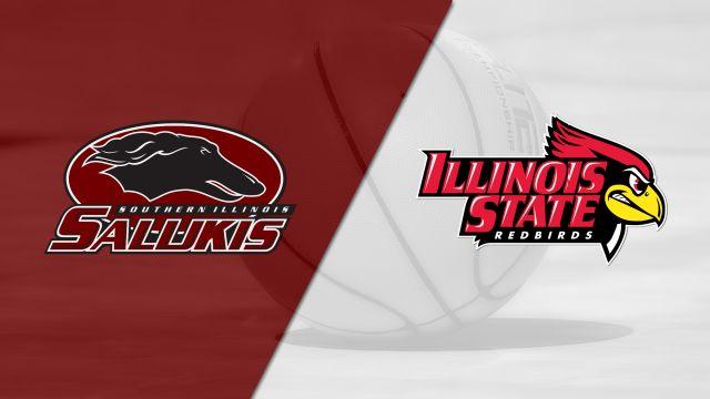 Southern Illinois vs. Illinois State (M Basketball)