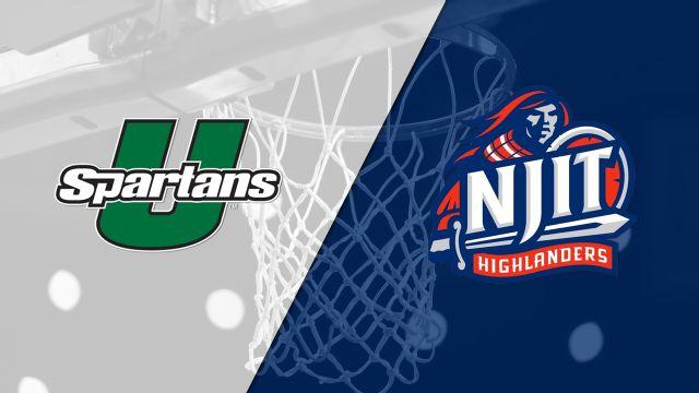USC Upstate vs. NJIT (M Basketball)