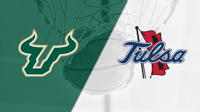 South Florida vs. Tulsa (M Basketball)