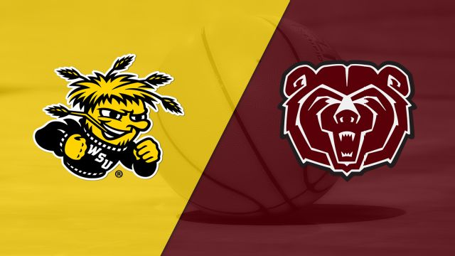 #25 Wichita State vs. Missouri State (M Basketball)
