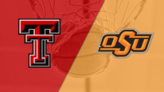 Texas Tech vs. Oklahoma State (M Basketball)
