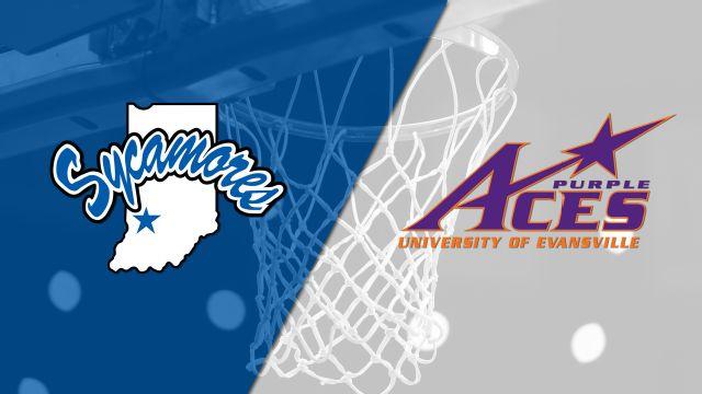 Indiana State vs. Evansville (M Basketball)