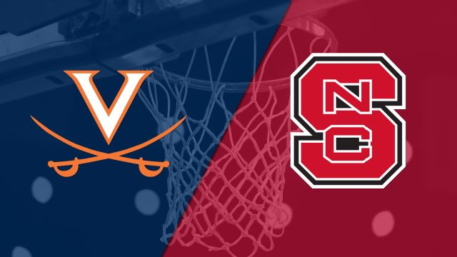 #18 Virginia vs. NC State (M Basketball)