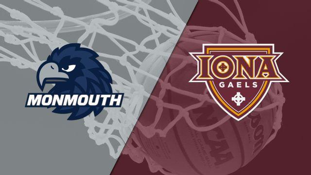Monmouth vs. Iona (M Basketball)
