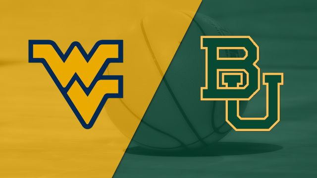 #10 West Virginia vs. #11 Baylor (M Basketball)