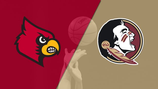 #12 Louisville vs. #10 Florida State (M Basketball)