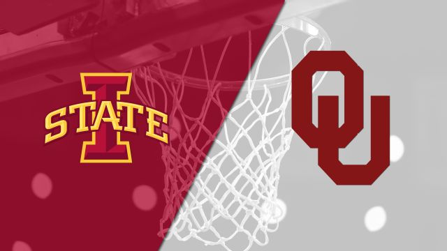 Iowa State vs. Oklahoma (M Basketball)