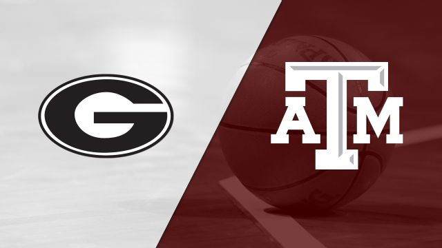 Georgia vs. Texas A&M (M Basketball)
