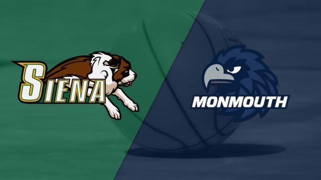 Siena vs. Monmouth (Semifinal #1) (MAAC Men's Championship)