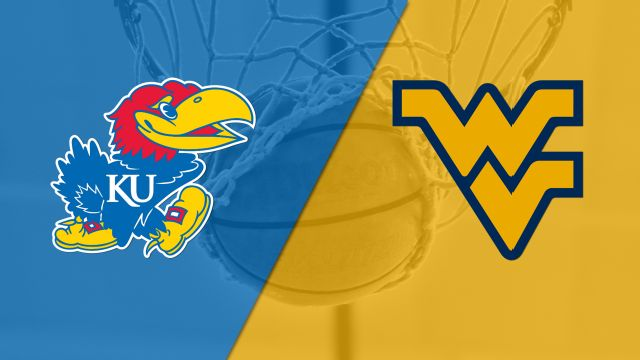 #2 Kansas vs. #18 West Virginia (M Basketball)