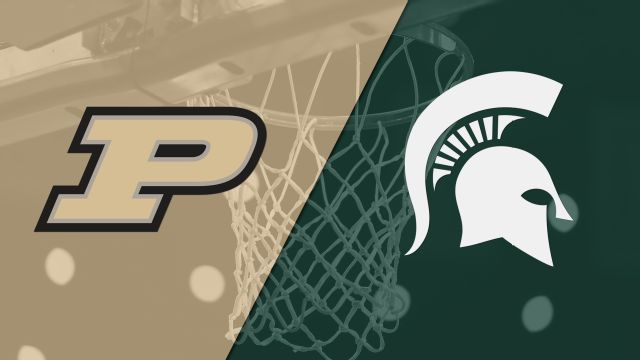 #20 Purdue vs. Michigan State (M Basketball)