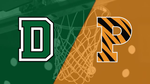 Dartmouth vs. Princeton (M Basketball)