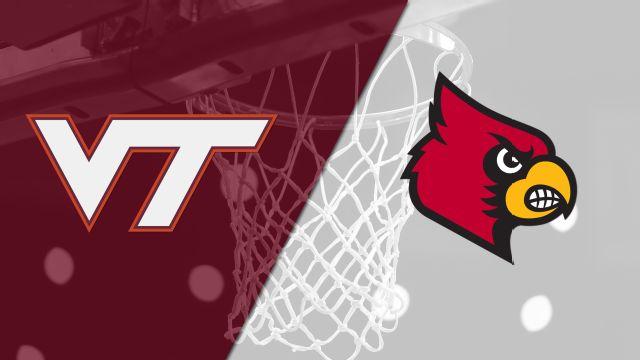 Virginia Tech vs. #8 Louisville (M Basketball)