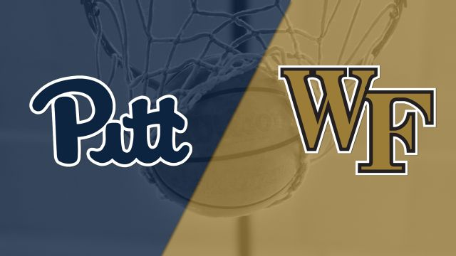 Pittsburgh vs. Wake Forest (M Basketball)