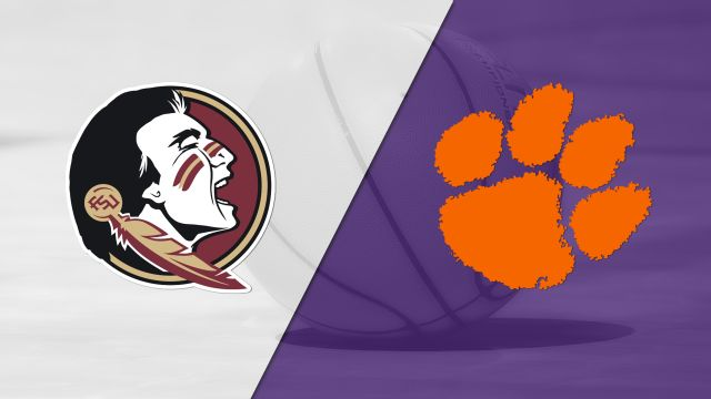 #19 Florida State vs. Clemson (M Basketball)