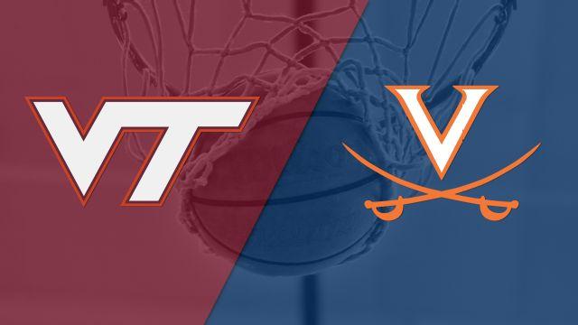 Virginia Tech vs. #9 Virginia (M Basketball)