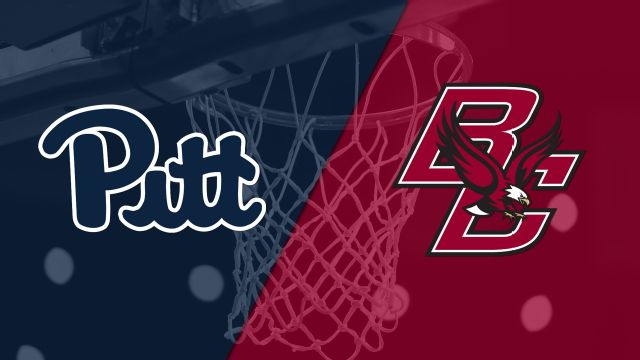 Pittsburgh vs. Boston College (M Basketball)