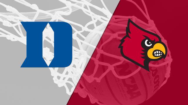 #14 Duke vs. #10 Louisville (Quarterfinal #2) (ACC Men's Tournament)