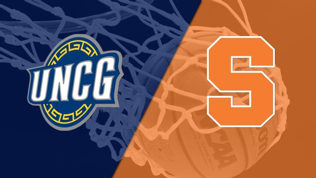 #8 UNC Greensboro vs. #1 Syracuse (First Round) (NIT)