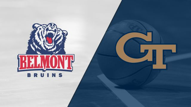 #7 Belmont vs. #6 Georgia Tech (Second Round) (NIT)