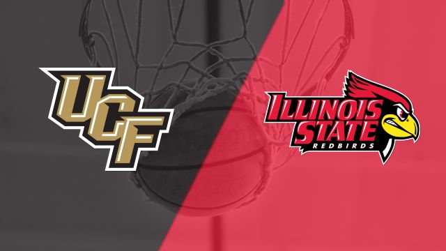 #4 UCF vs. #1 Illinois State (Second Round) (NIT)