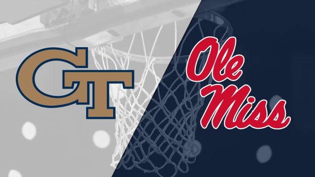 #6 Georgia Tech vs. #5 Ole Miss (Quarterfinal #2) (NIT)