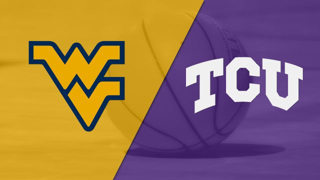 #12 West Virginia vs. TCU (M Basketball)
