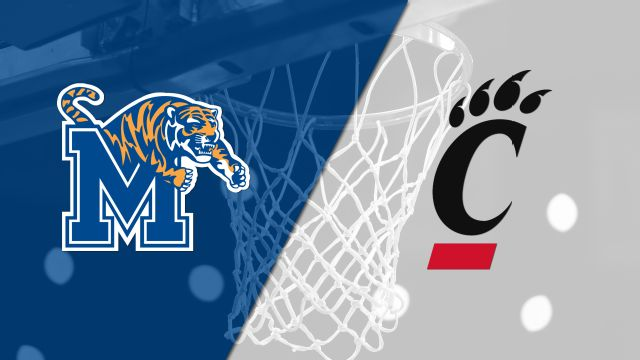 Memphis vs. #15 Cincinnati (M Basketball)