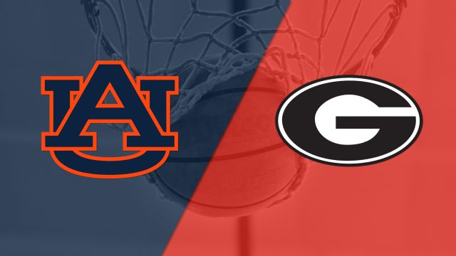 Auburn vs. Georgia (M Basketball)