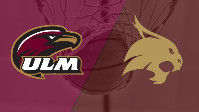 Louisiana-Monroe vs. Texas State (Quarterfinal #2) (Sun Belt Conference Men's Championship)