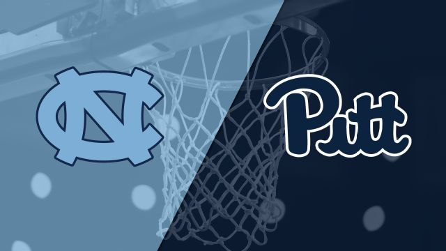 #8 North Carolina vs. Pittsburgh (M Basketball)