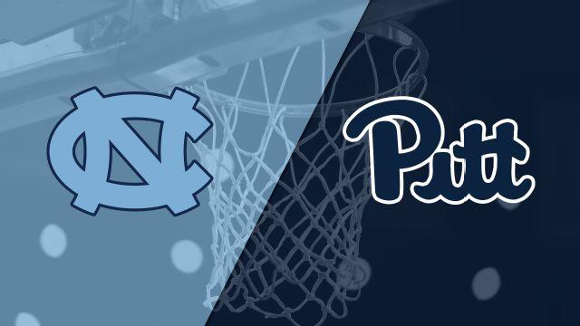#8 North Carolina vs. Pittsburgh (M Basketball)