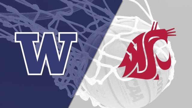 In Spanish - Washington vs. Washington State (M Basketball)