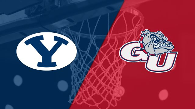 BYU vs. #1 Gonzaga (M Basketball)
