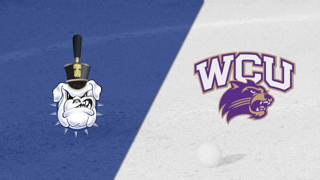 The Citadel vs. Western Carolina (First Round, Game 1) (SoCon Men's Championship)