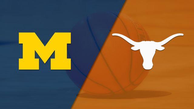 Michigan vs. Texas