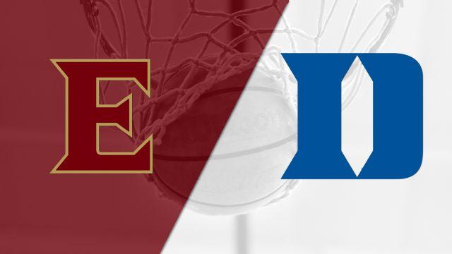 Elon vs. #1 Duke (M Basketball)
