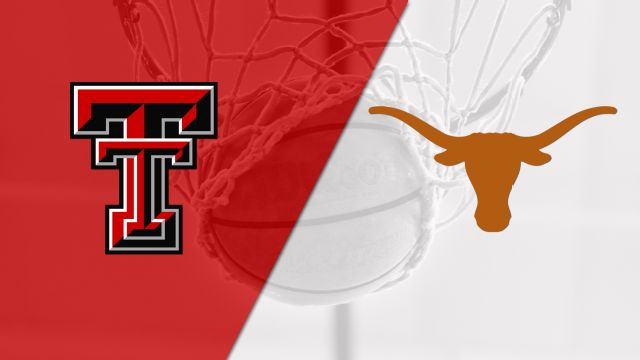 #8 Texas Tech vs. Texas (M Basketball)