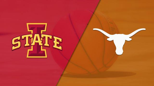 Iowa State vs. Texas (M Basketball)