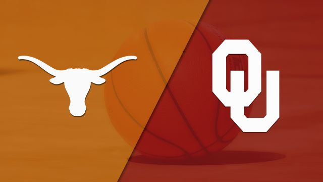 Texas vs. #23 Oklahoma (M Basketball)