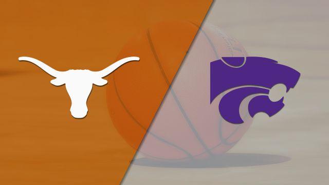Texas vs. Kansas State (M Basketball)