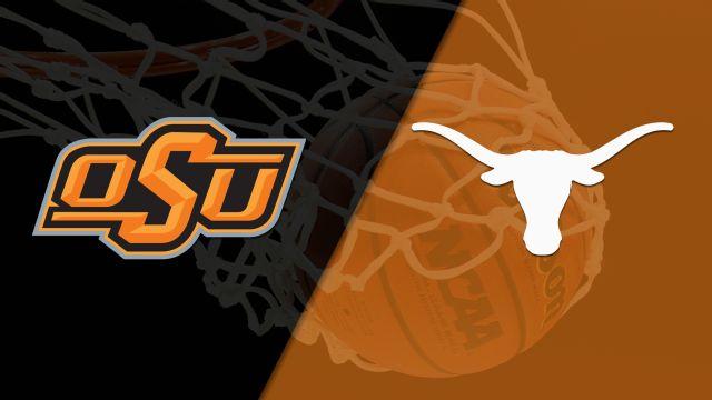 Oklahoma State vs. Texas (M Basketball)