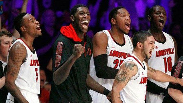 Umkc vs. #5 Louisville (Exclusive)
