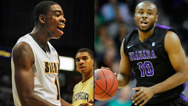 Siena vs. Niagara (Exclusive Quarterfinal #1): MAAC Men's Basketball Championship