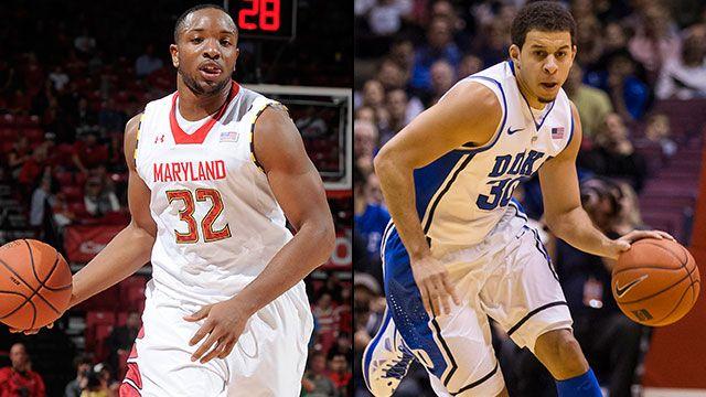 Maryland vs. #2 Duke (Quarterfinal #3): ACC Men's Basketball Tournament