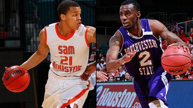 Sam Houston State vs. Northwestern State (Exclusive Semifinal #2): Southland Men's Basketball Tournament