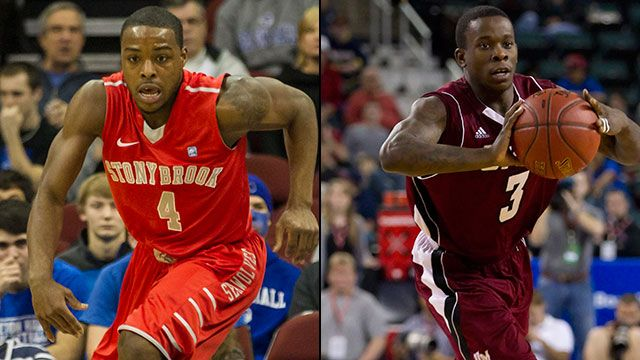 #7 Stony Brook vs. #2 Massachusetts (Exclusive First Round): 2013 NIT